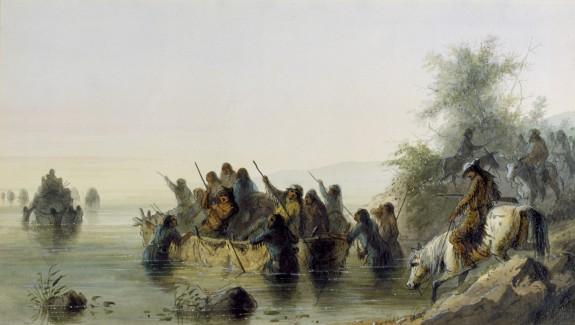 Bull Boating