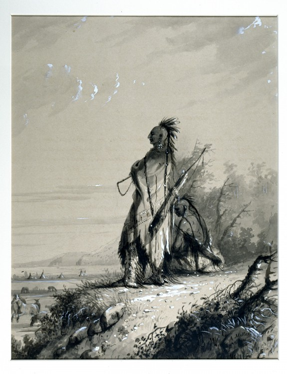 Sioux Indian Guard