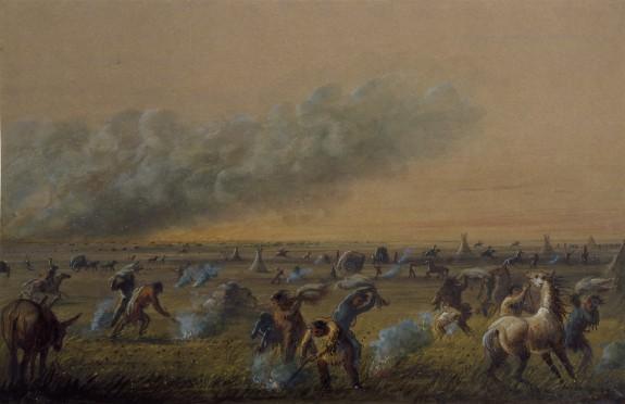 Prairie on Fire