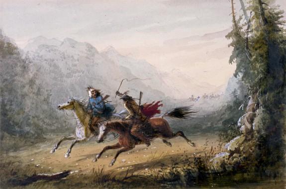 Escape from Blackfeet