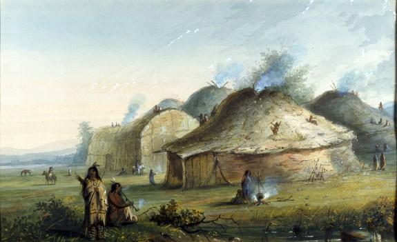 Indian Lodges