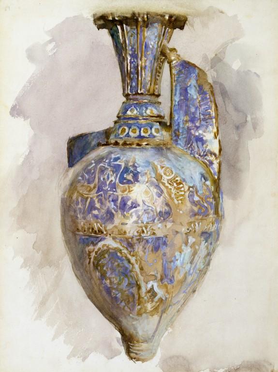 The Alhambra Vase