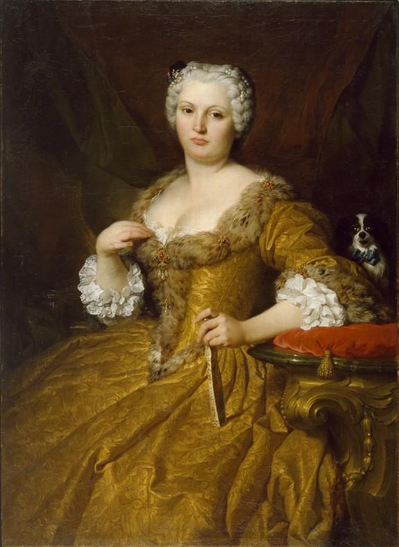 Portrait of Giovanna Bagnara (?)
