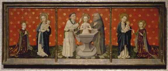 Scenes from the Life of Saint Catherine of Alexandria
