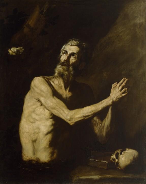 Saint Paul the Hermit