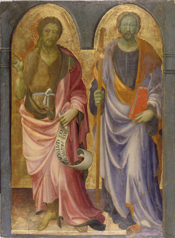Saint John the Baptist and Saint James the Great