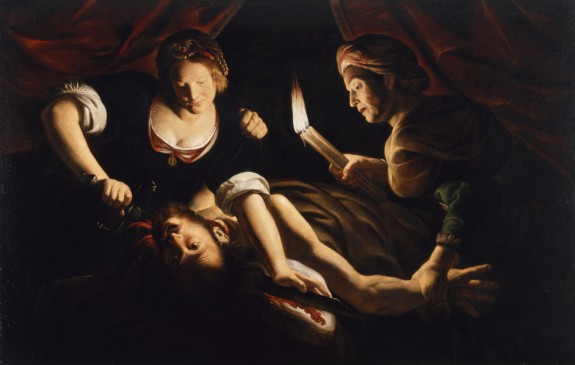 Judith Decapitating Holofernes