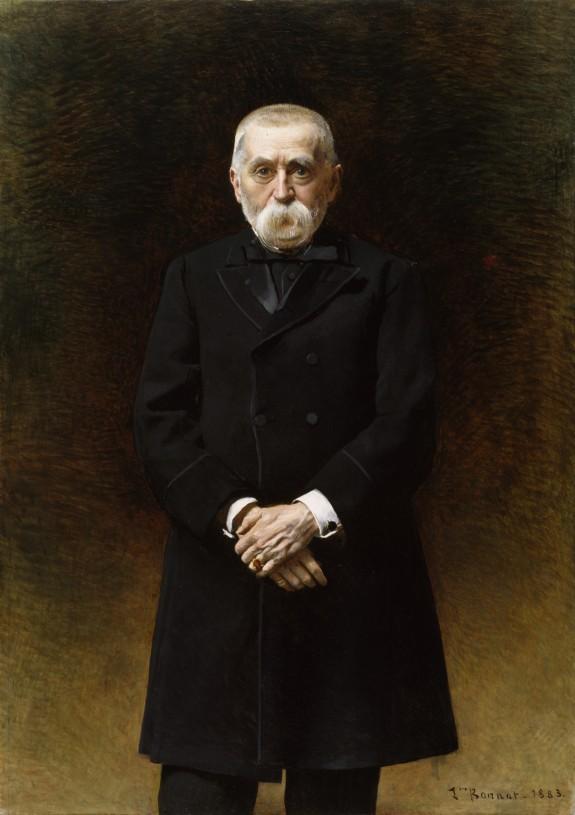 Portrait of William T. Walters