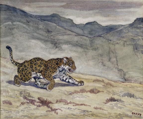 Running Jaguar