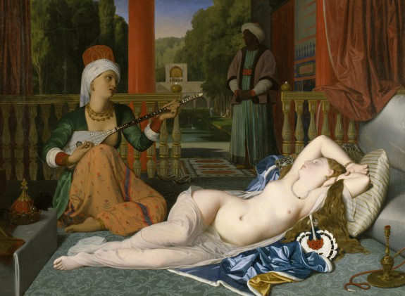 Odalisque with Slave