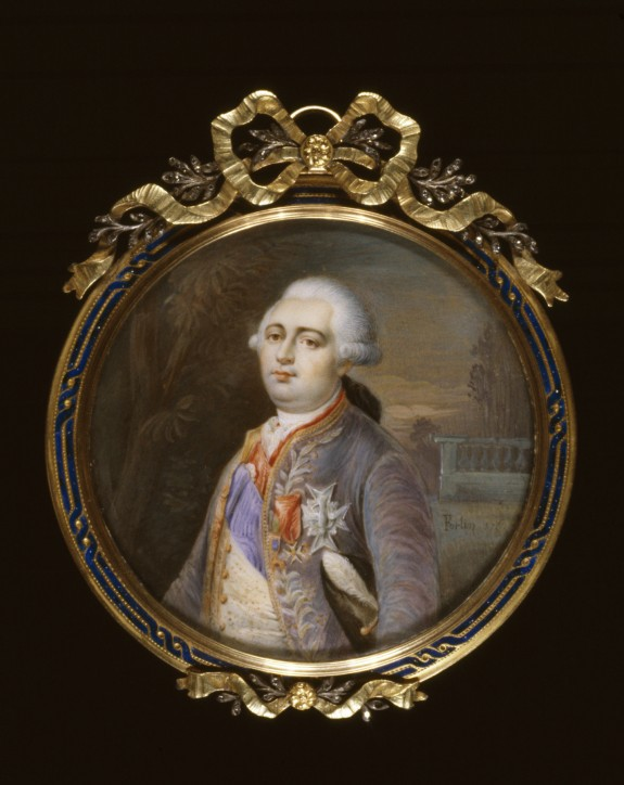 Portrait of King Louis XVI