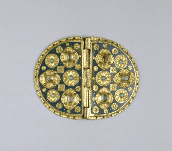 Clasp for a Secular Garment