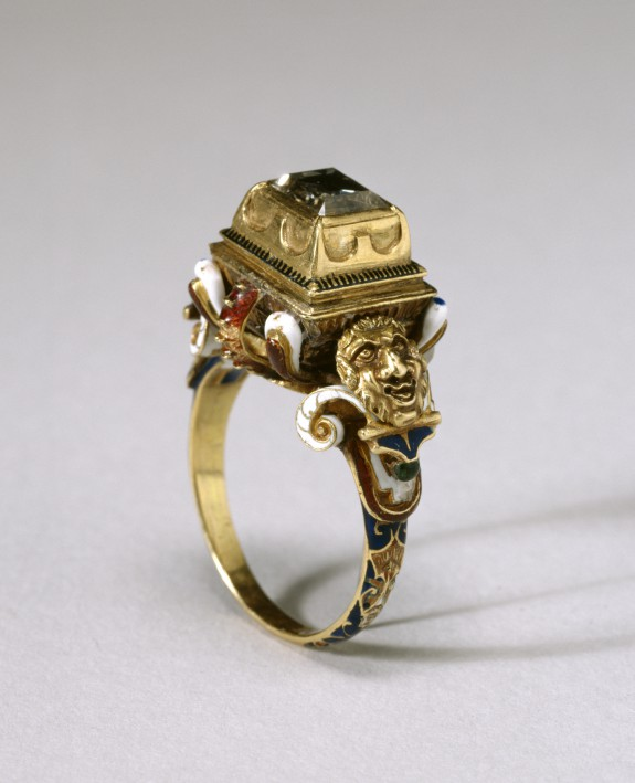 Diamond Ring 44 313 The Walters Art Museum