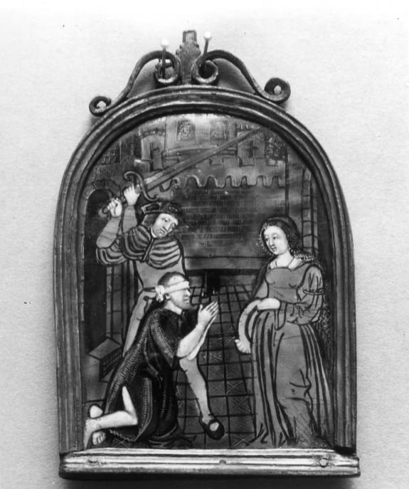 The Beheading of St. John the Baptist