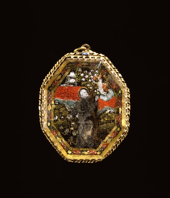 Reliquary pendant the walters art museum works of art reliquary pendant aloadofball Image collections