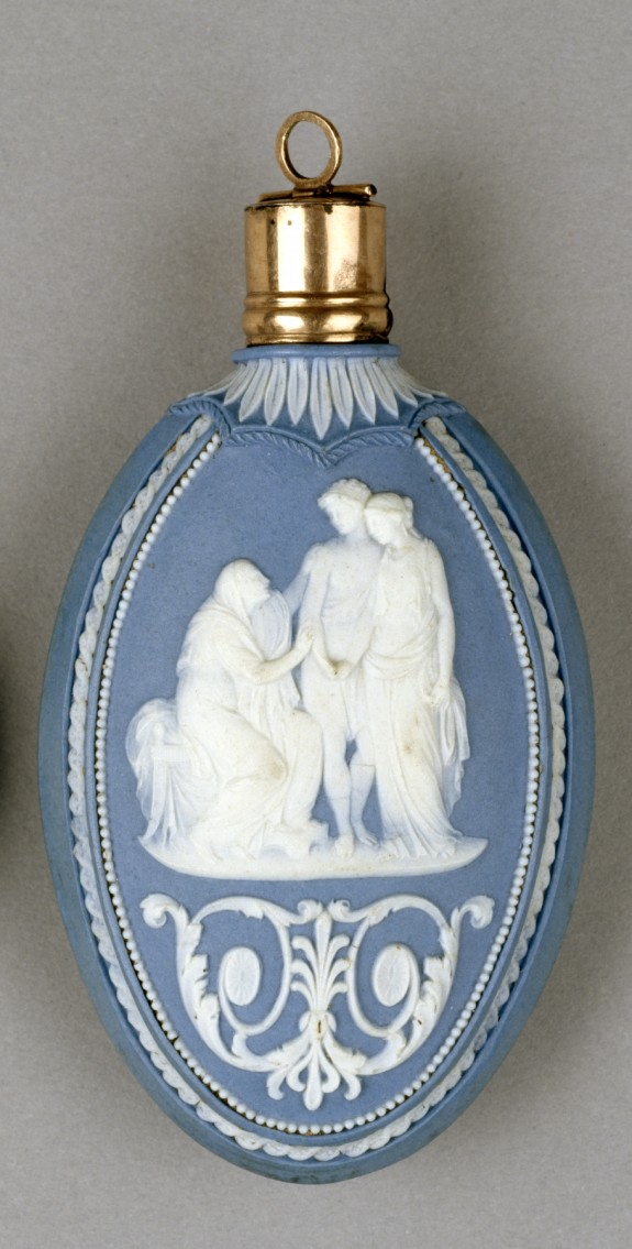 Scent Bottle with Mythological Scenes