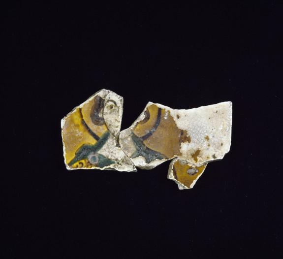Fragment of Unknown Saint