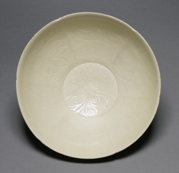 Bowl with Incised Designs