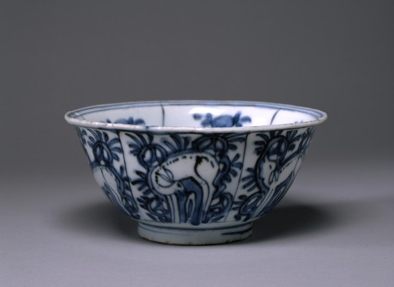 Bowl with Deer