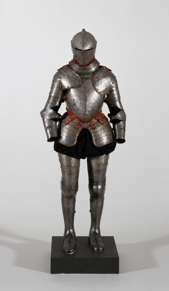 Armor for the Duke of Medina Sidonia