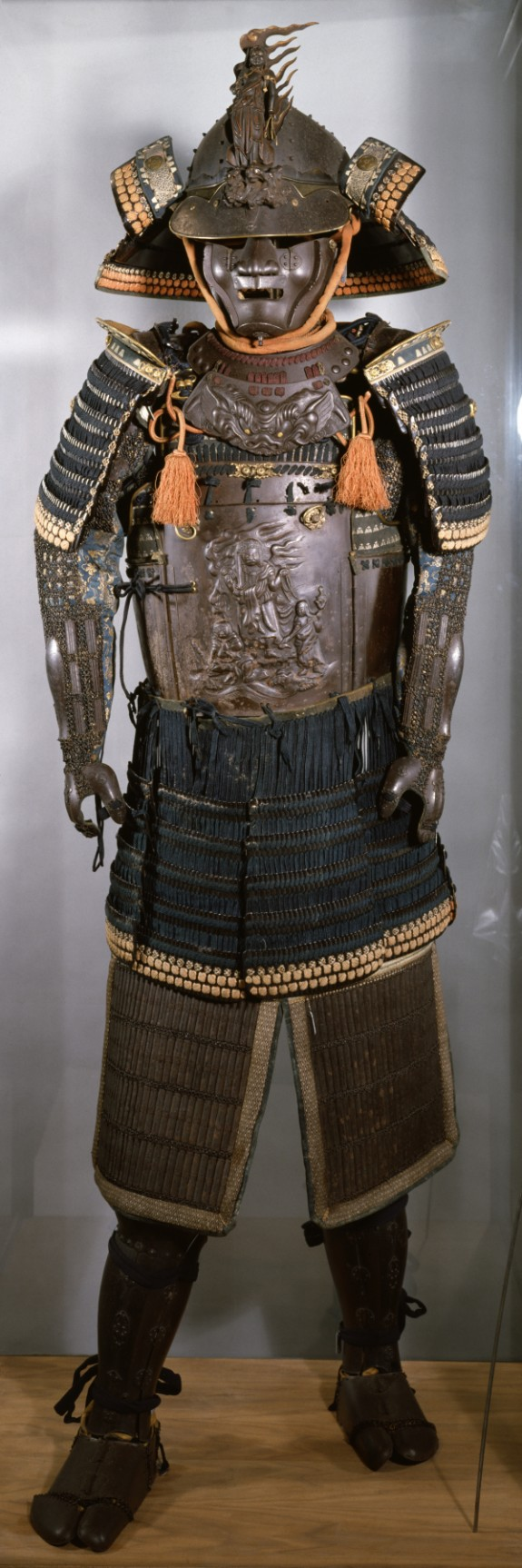 Suit of Armor with the Buddhist Deity Fudo Myo-o