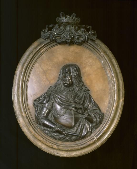 Portrait of Cosimo III de' Medici, Grand Duke of Tuscany