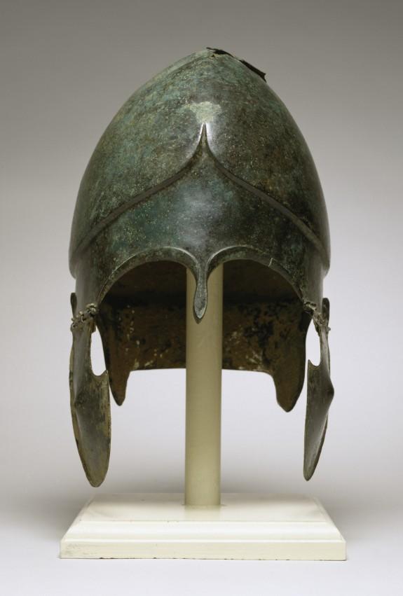 Chalcidian-Type Helmet