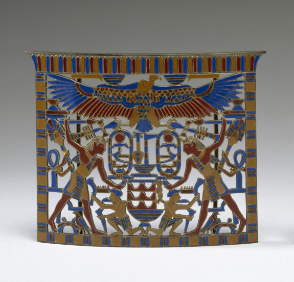 Egyptianizing Brooch