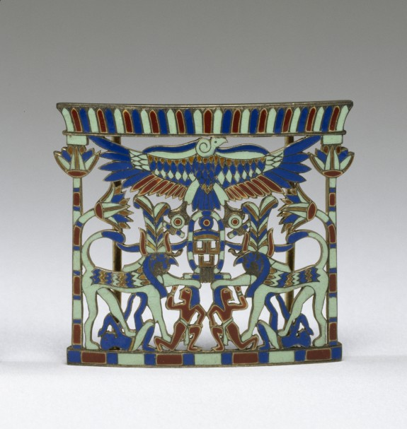 Egyptianizing Brooch