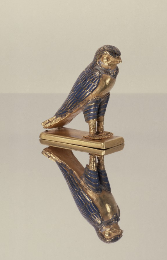 Figure of a Horus Falcon