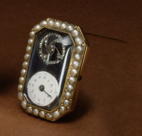 Brooch Watch
