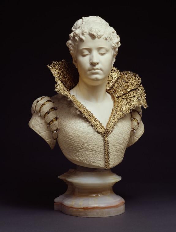 A Florentine Lady