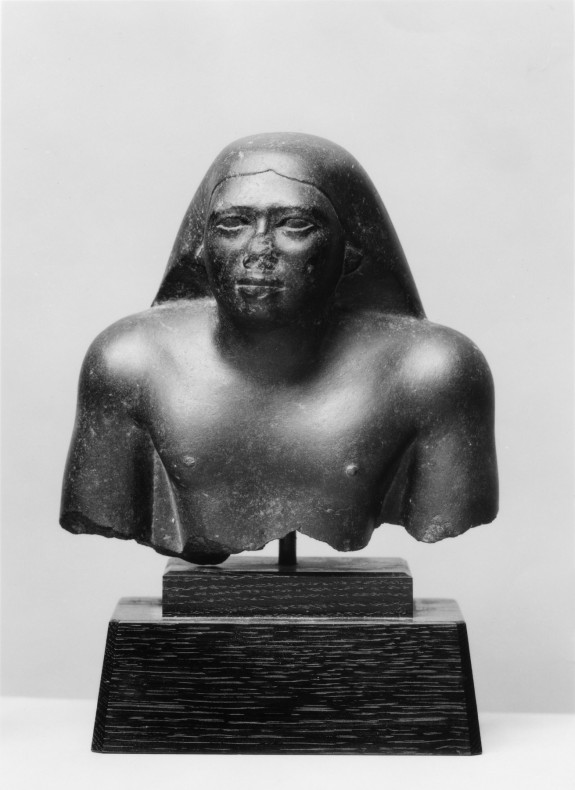 Male Head and Bust