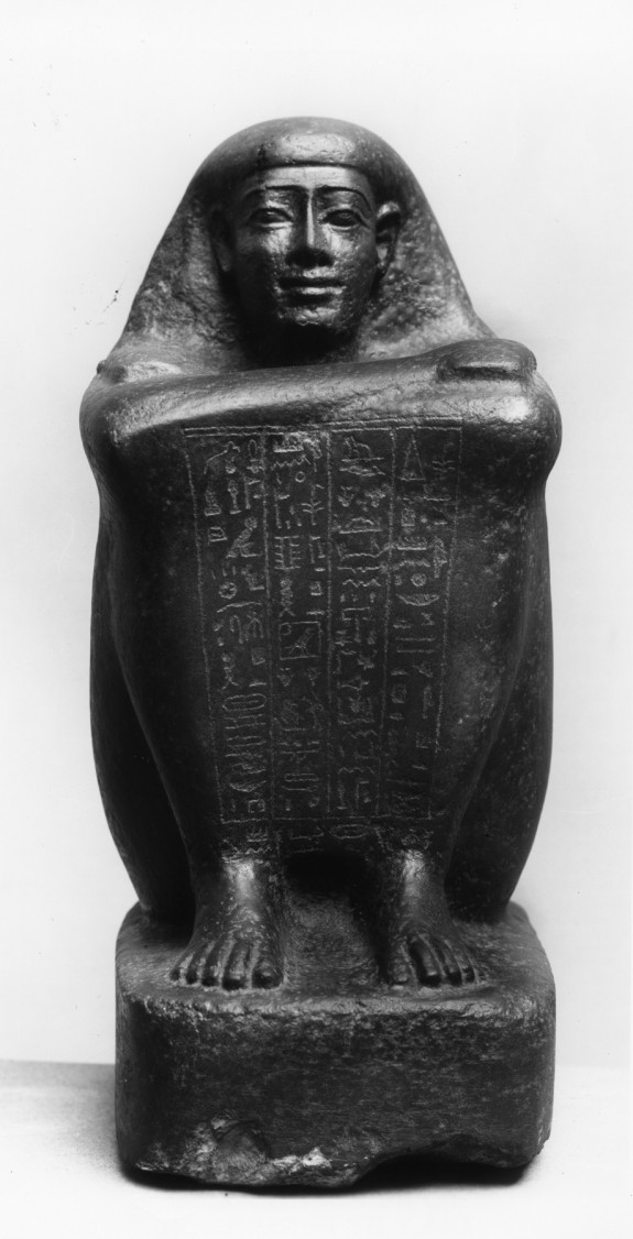 Block Statue of Nes-Min (Sminis)
