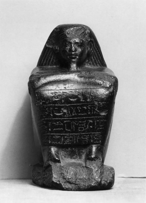 Block Statue of Senb