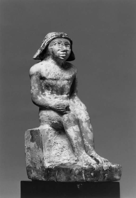 Male Figure Seated