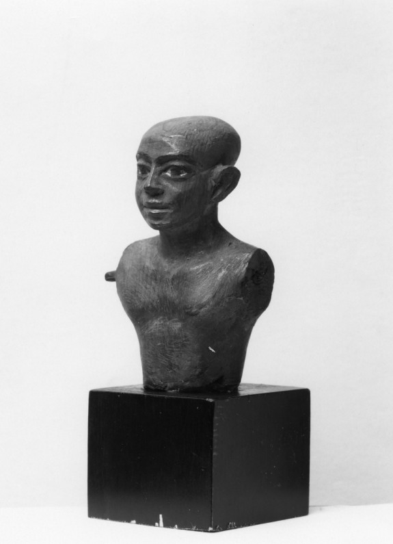 Nude Male Bust