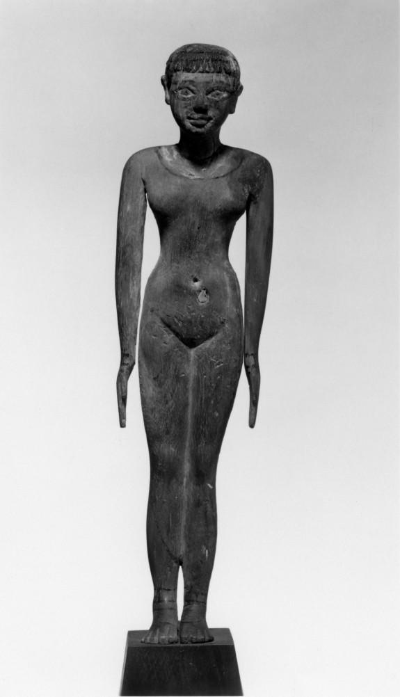 Female Tomb Figure