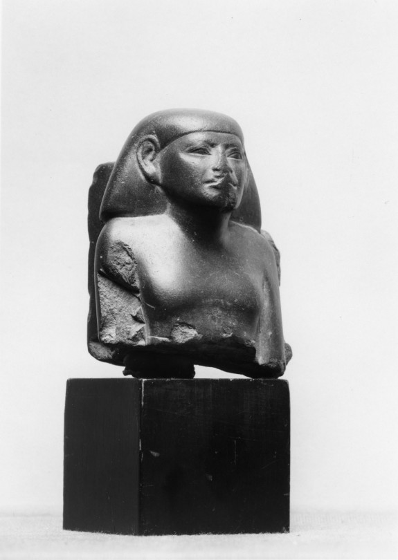 Male Head and Bust from a Group