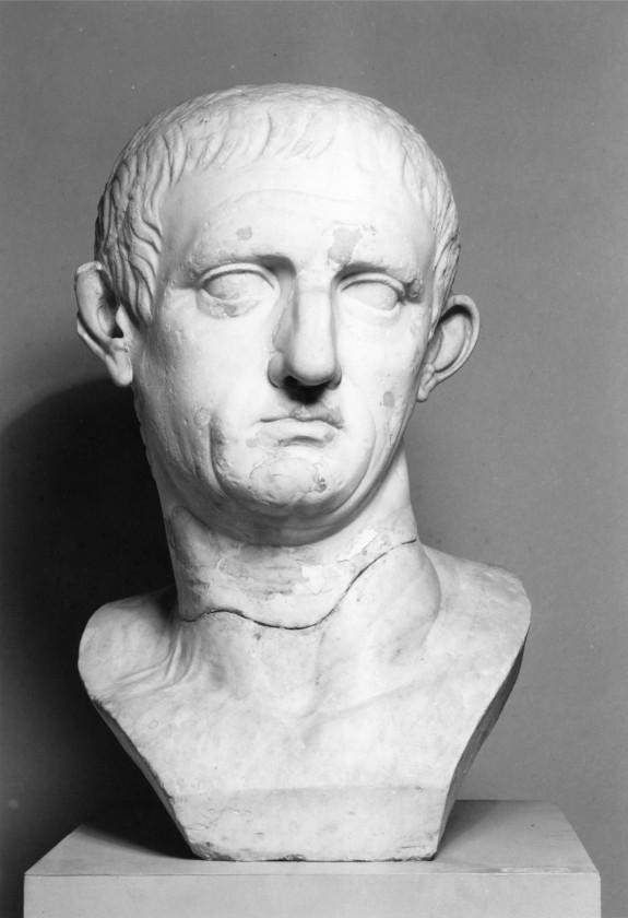 Portrait of Emperor Nero, Re-Carved as Claudius