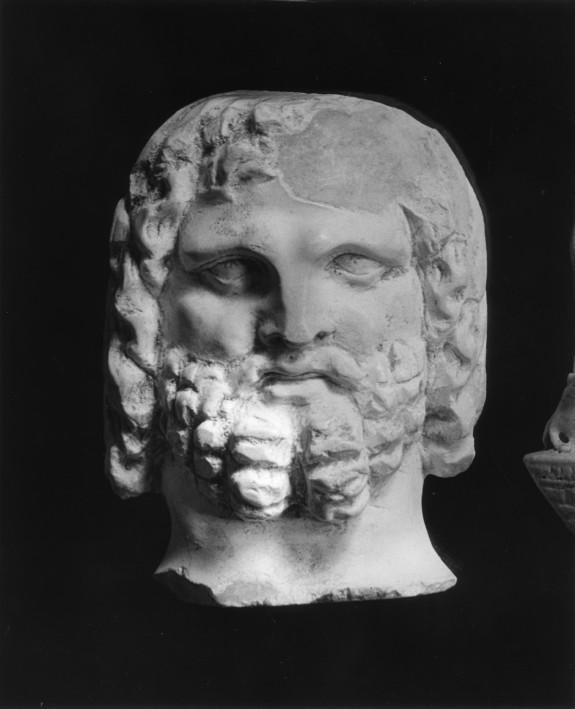 Head of Jupiter