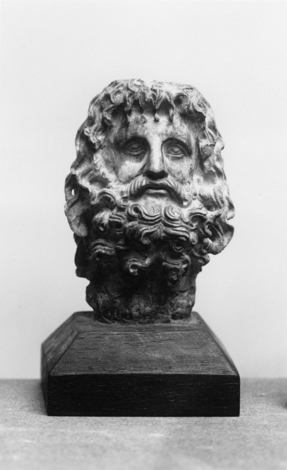 Head of Serapis