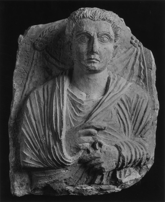 Funerary Relief of a Young Man