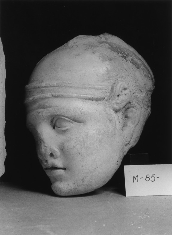 Head Fragment of a Soldier