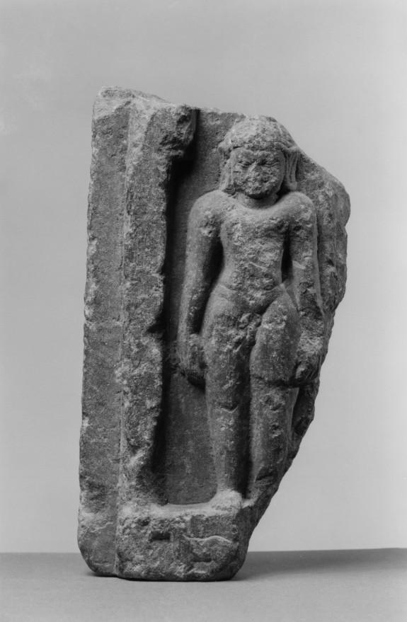 Jina Meditating in Standing Posture
