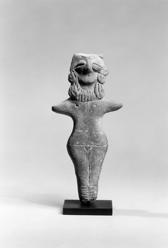 Statuette of an Indian Deity