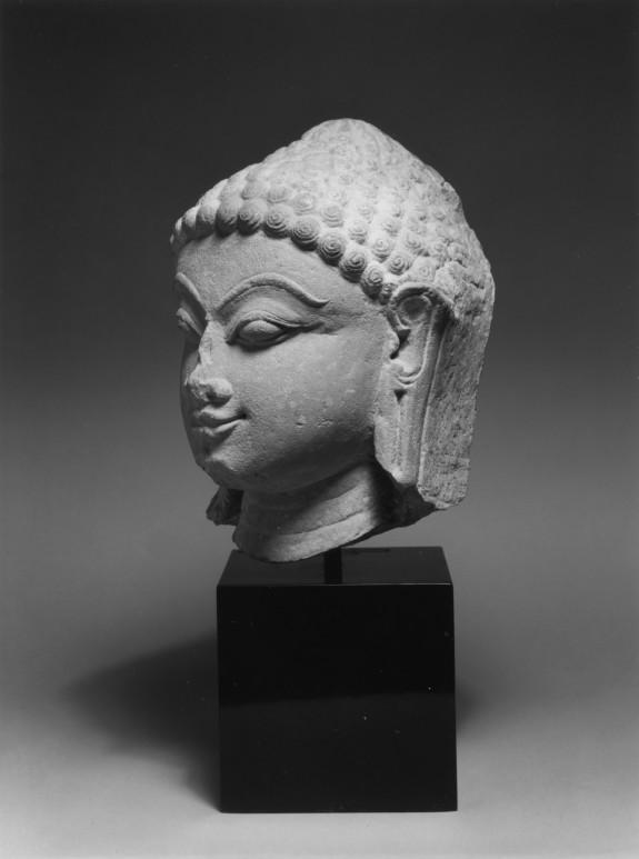 Head of a Jina