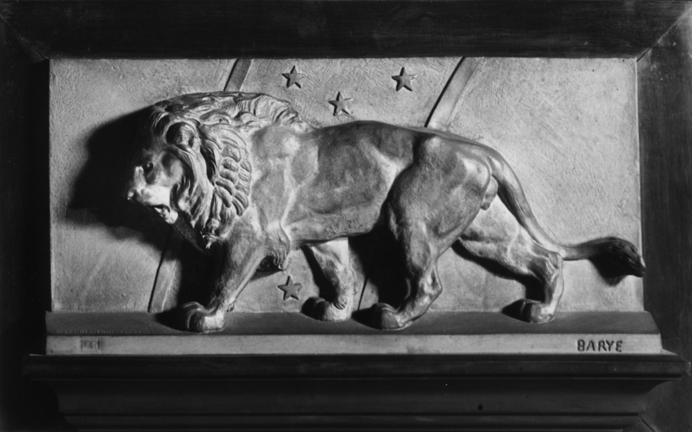 Lion of the Column of July