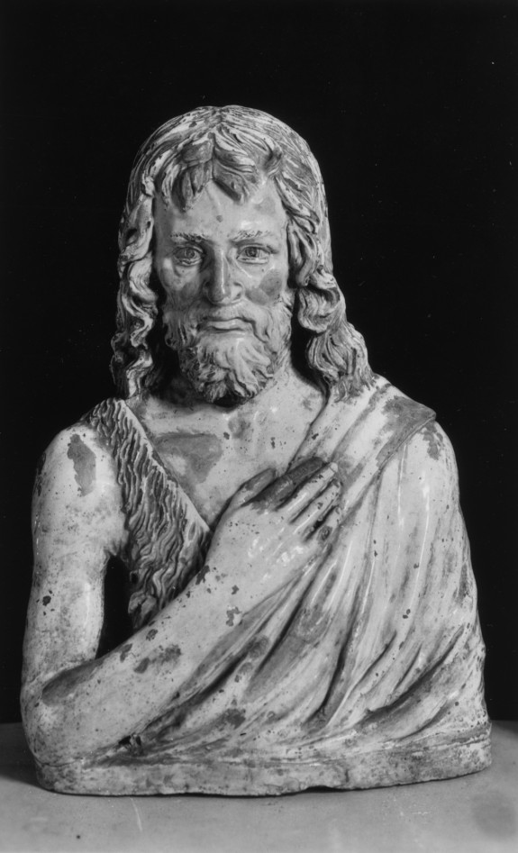 Bust of St. John the Baptist