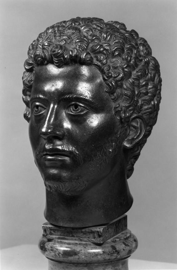Head of the Young Marcus Aurelius (?)